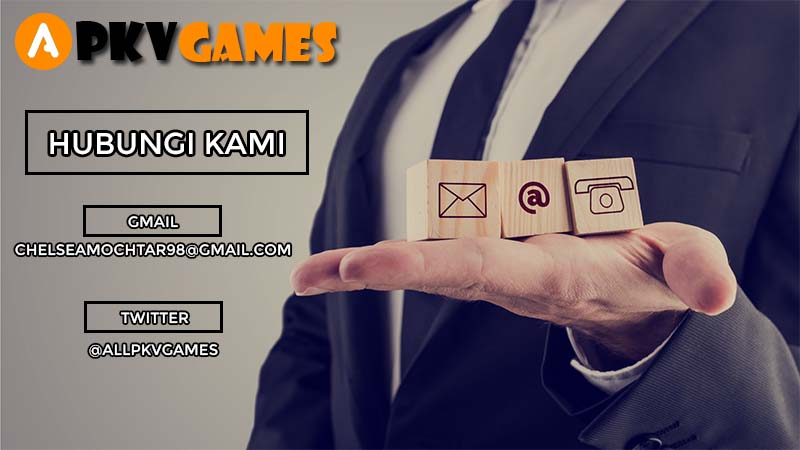 Contact all pkv games
